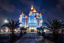Сочи отель Богатырь