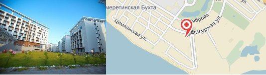 Отель Bridge Resort в Сочи