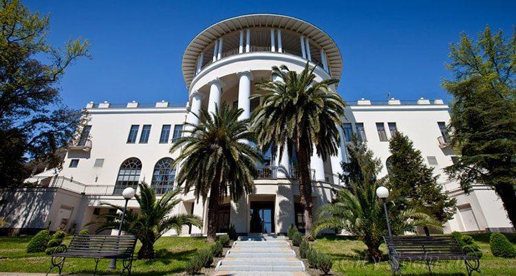 Гранд отель Родина в Сочи