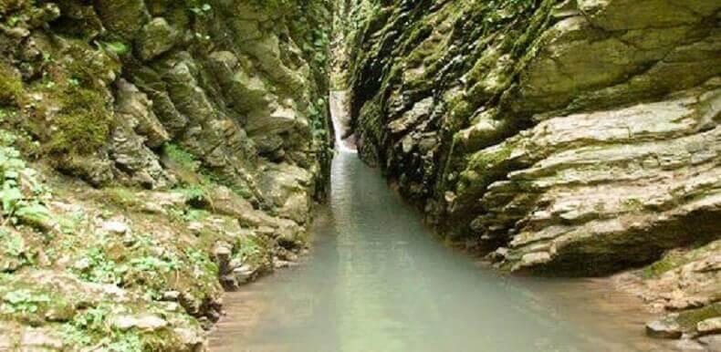 Сочи Крабовое ущелье - где сфотографироваться в Сочи