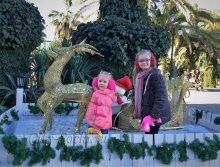 Рождественская площадь у ЦУМа
