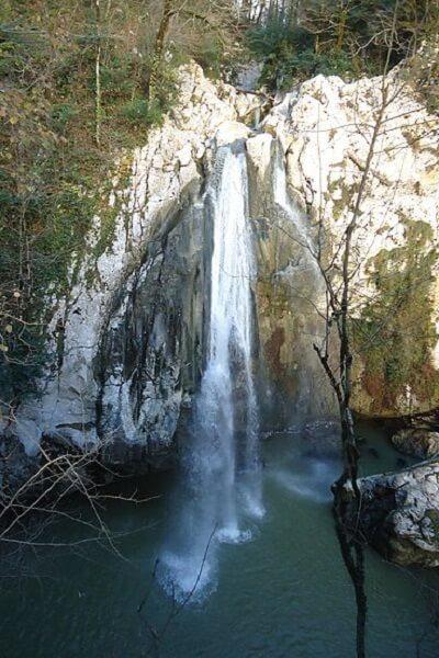 Водопады Агурские в Сочи