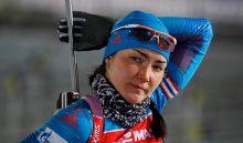 Татьяна Акимова на зимних играх в Сочи