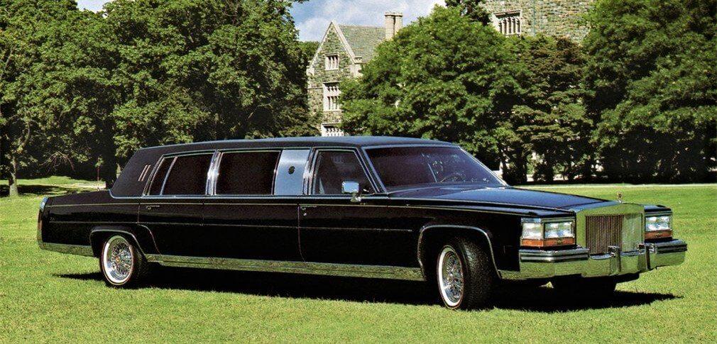 Машины нынешнего президента США Дональда Трампа