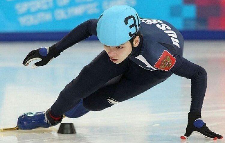 Денис Айрапетян на зимних играх в Сочи