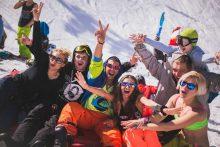 Весной в Сочи проведут Quiksilver New Star Camp