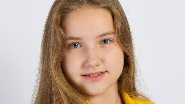 Снежана Ширяева прошла слепые прослушивания четвертого сезона шоу Голос Дети
