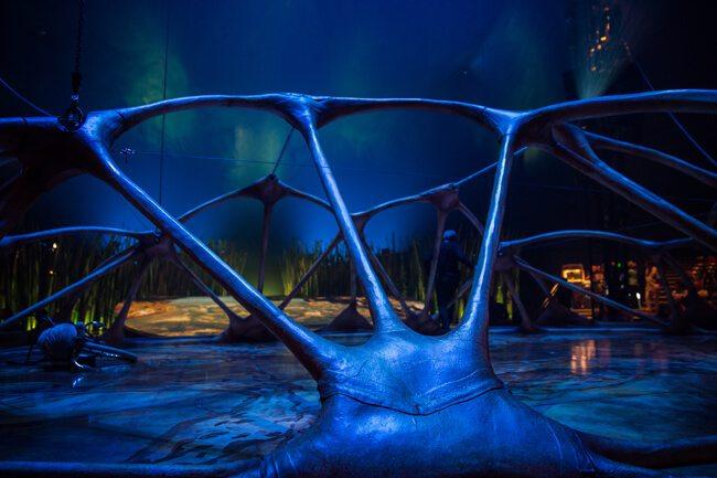 Цирк дю Солей приезжает в Сочи в июле