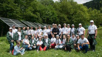 Кубанские школьники и Елена Летучая изучили работу солнечной электростанции