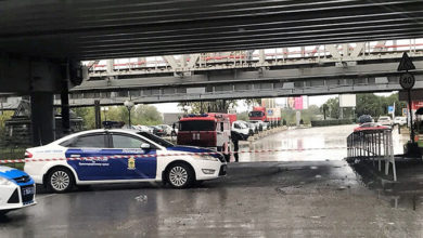 Дождь и потоп в Сочи