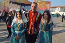 Армянский дворик