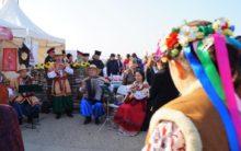 Украинские артисты на празднике города
