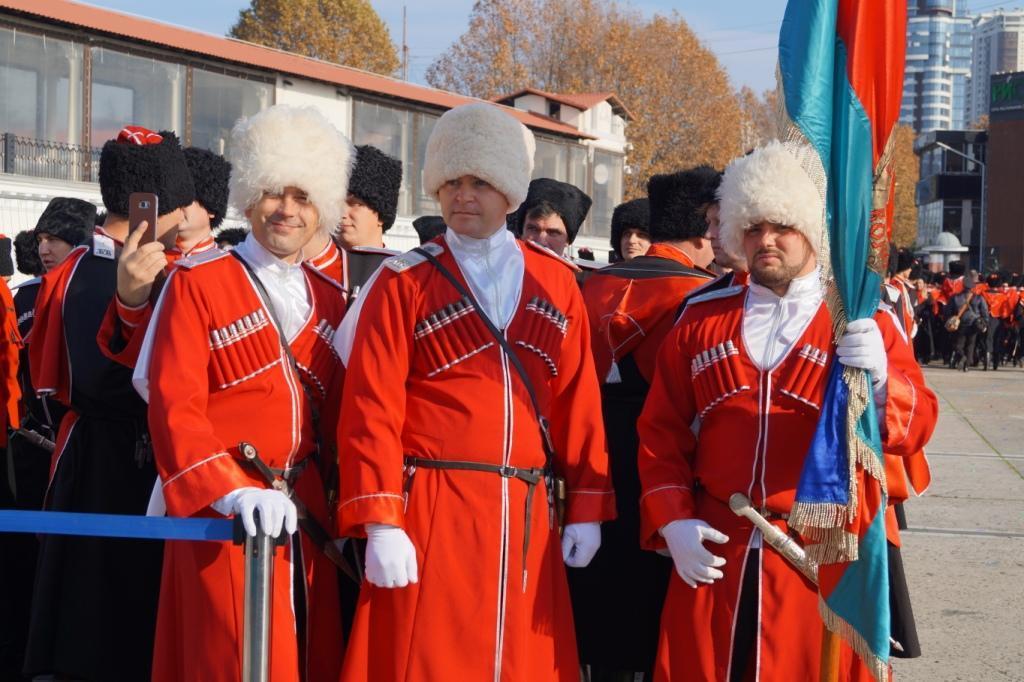Сочинские казаки