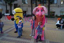 Губка Боб и Розовый слон