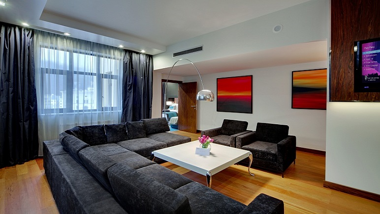 Отель Radisson Rosa Khutor - Красная поляна