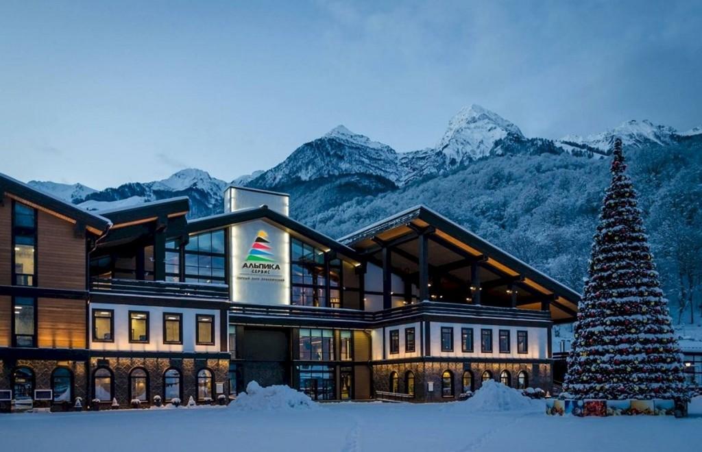 Красная Поляна – Зимний отдых на горнолыжных курортах