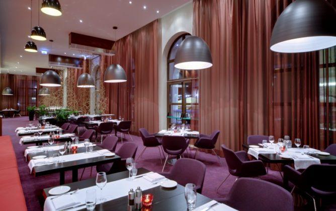 Ресторан Seasons на Роза Хутор