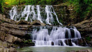 33 Водопада - достопримечательность Сочи