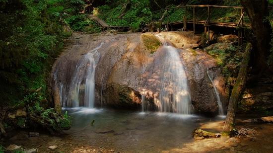 Джегошские водопады