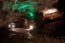 фото внутри пещеры