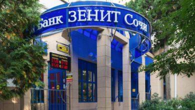 "Банк ""Зенит Сочи"""