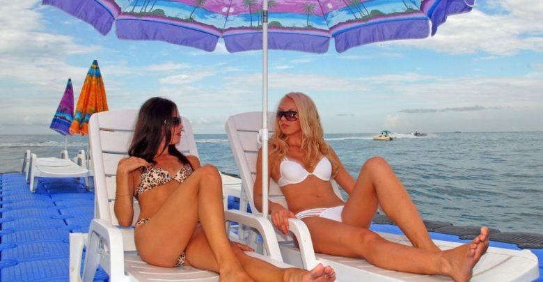 Жены на пляже без стыда — img 1