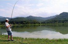 платная рыбалка на форелевом хозяйстве