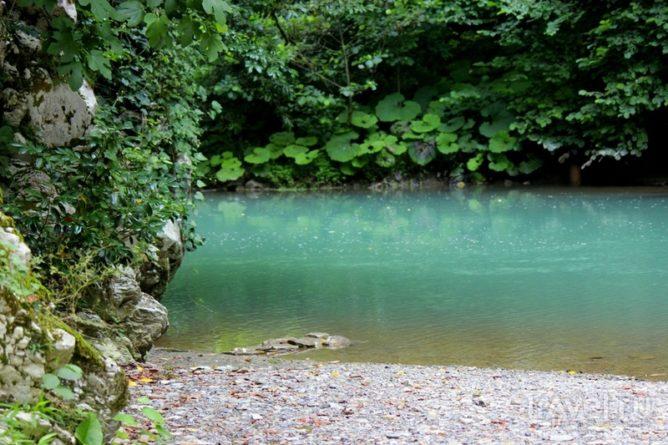 река хоста