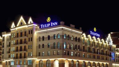 Отель Тюлип инн на курорте Роза Хутор