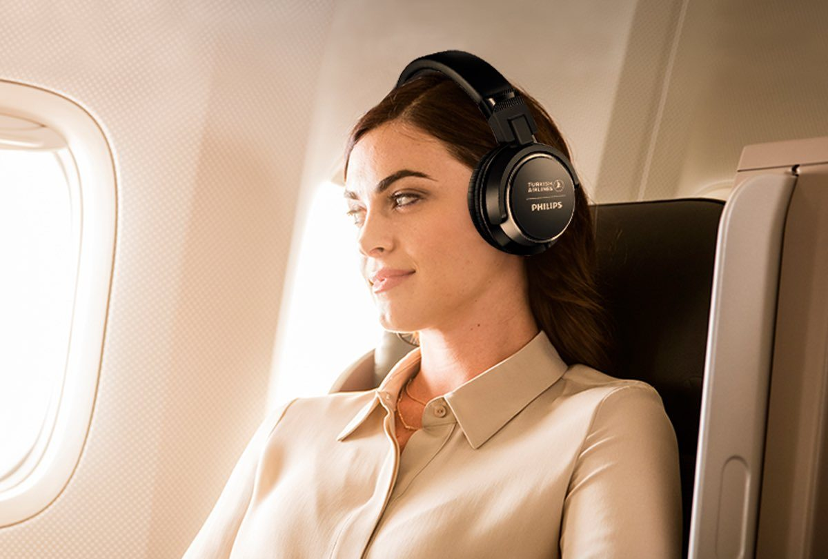 Летаем с Turkish Airlines нескучно: топ-5 развлечений на борту самолета