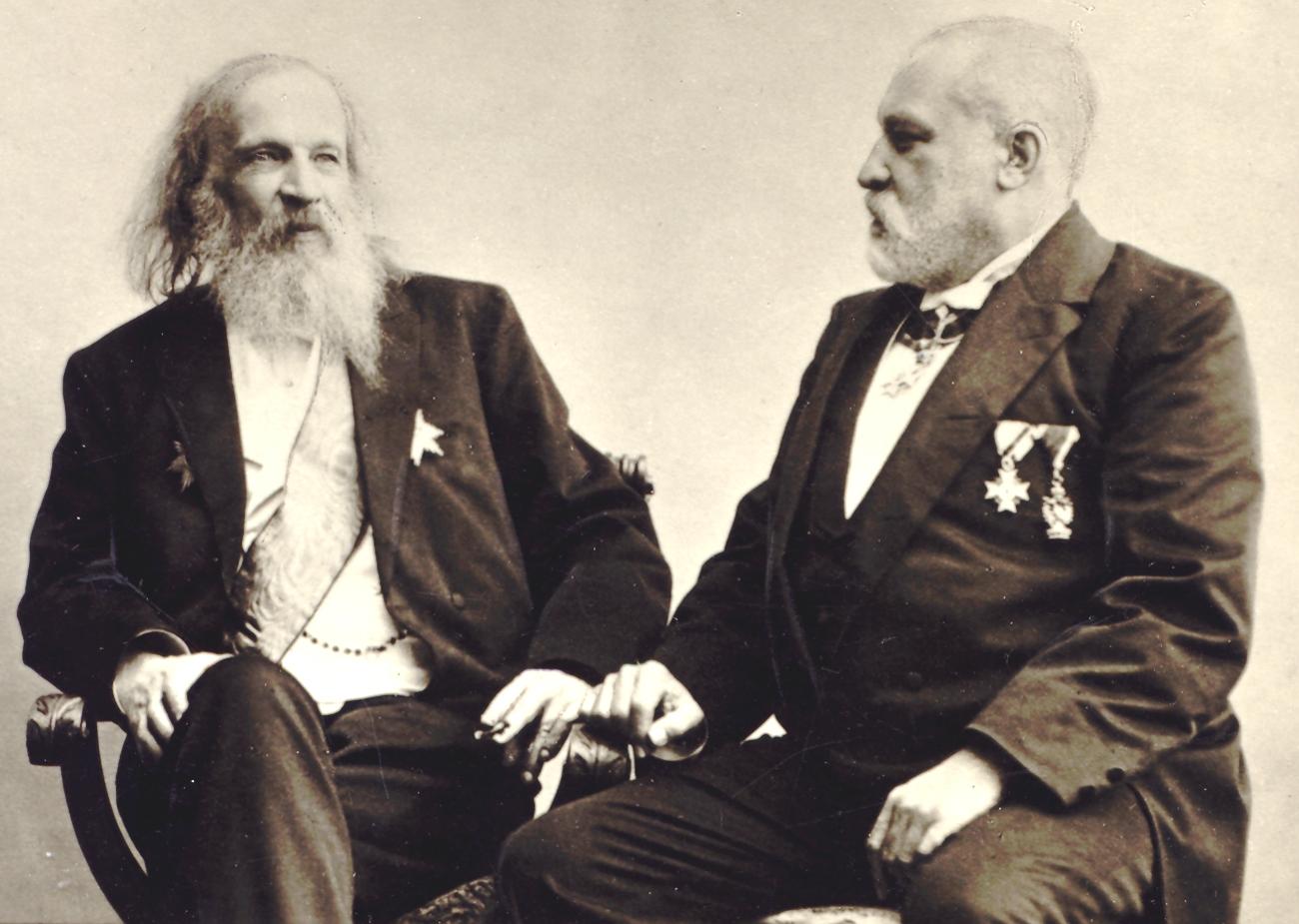 Интересно о Менделееве: топ-10 фактов из жизни великого русского химика