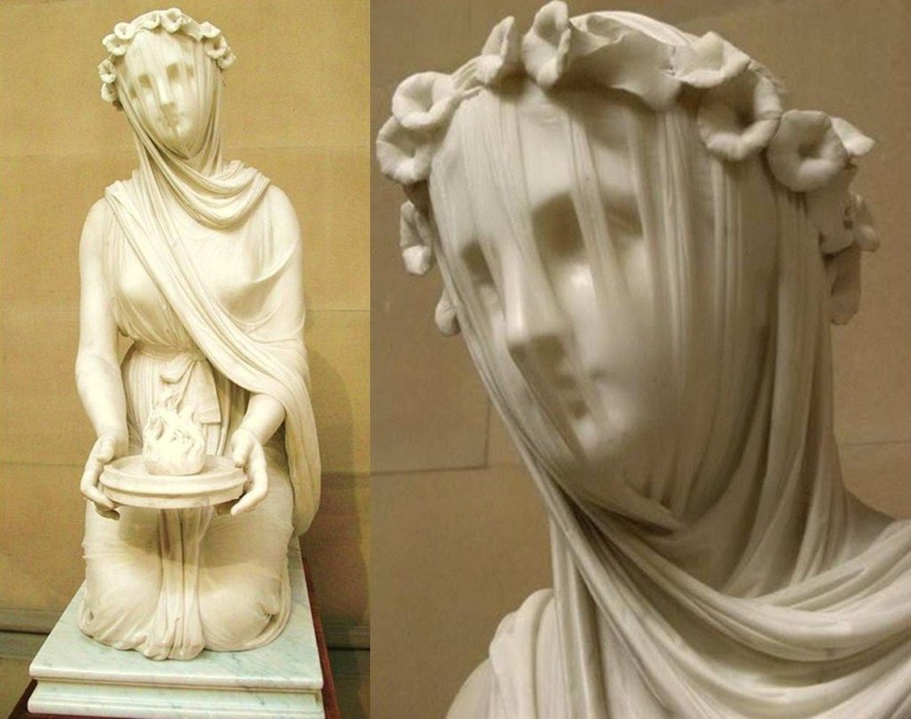Скульптура под вуалью: как создавались шедевры