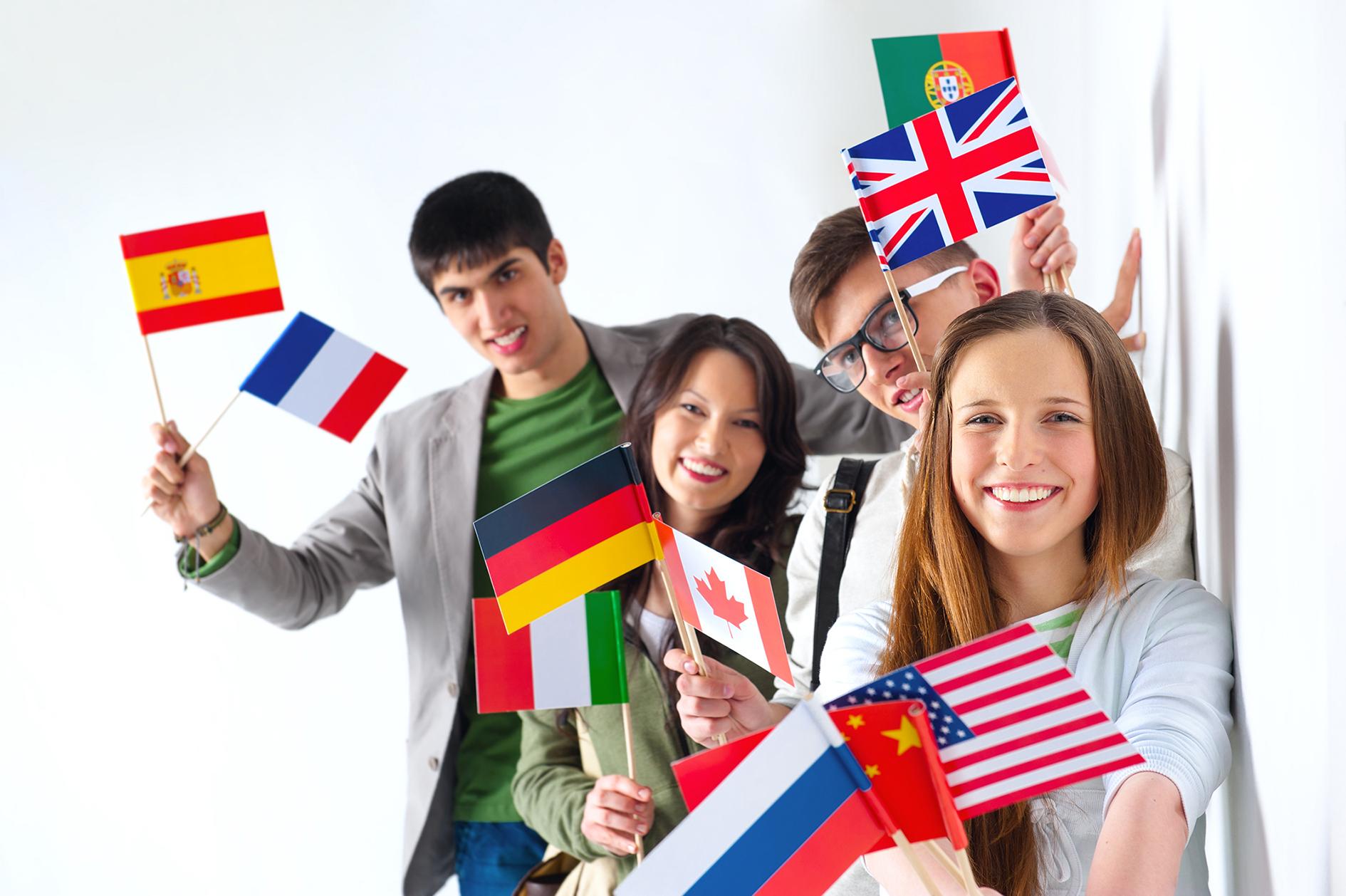 Просто о самом главном: языковые семьи мира, их группы и народы, говорящие на них