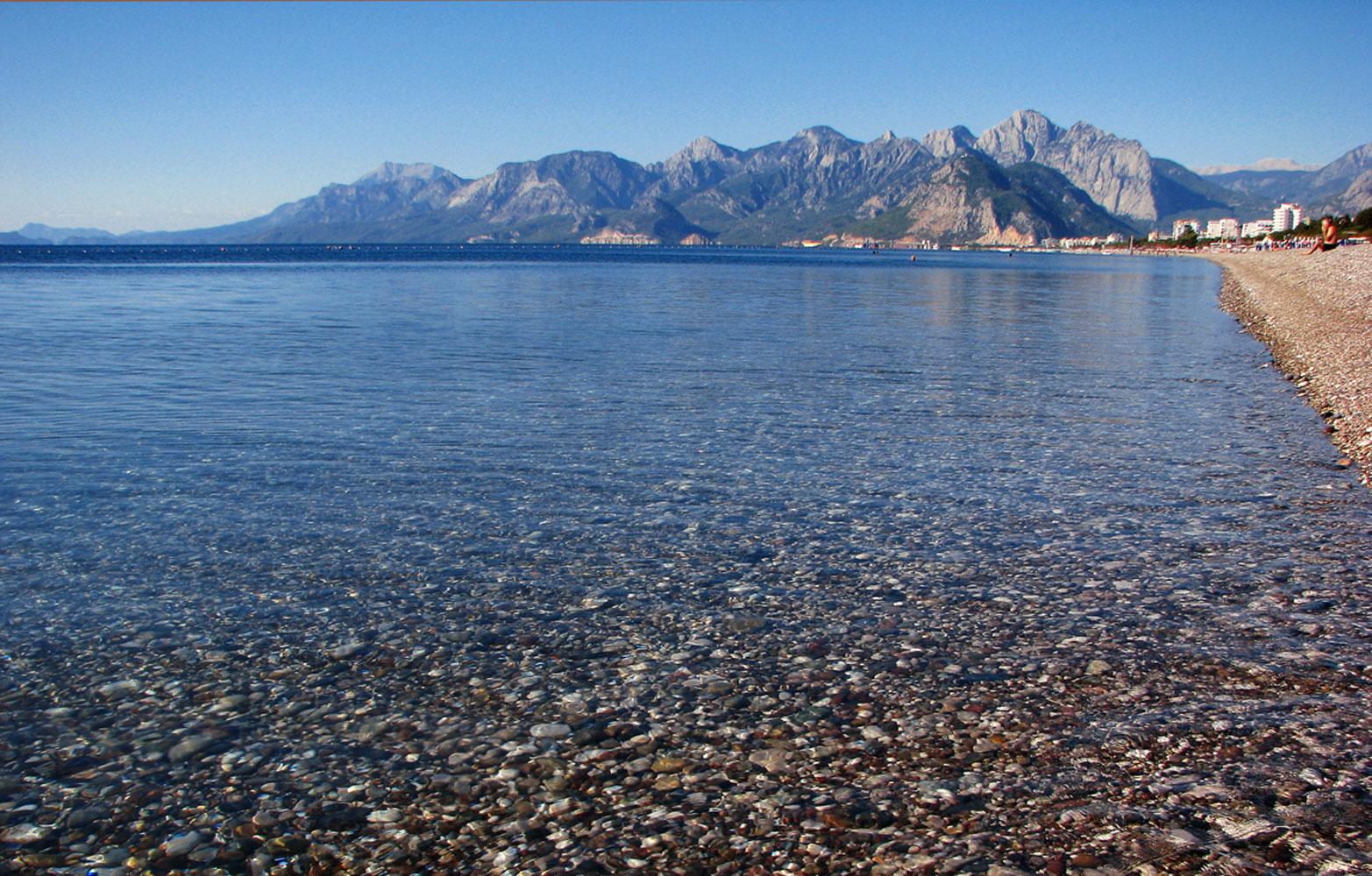 Топ-5 лучших турецких пляжей с чистой водой