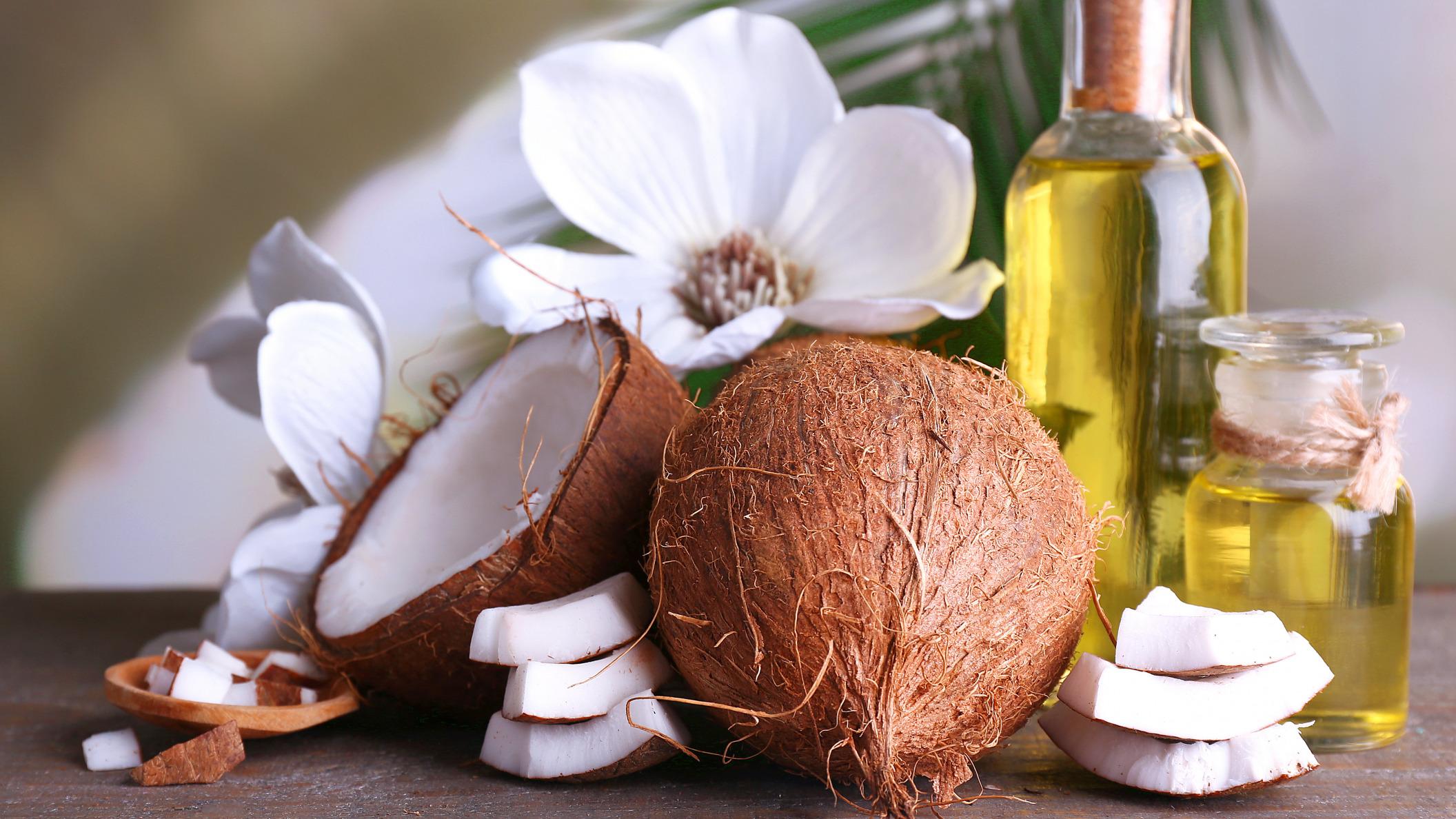 Вся сила и польза кокосового масла: 5 основных сфер применения