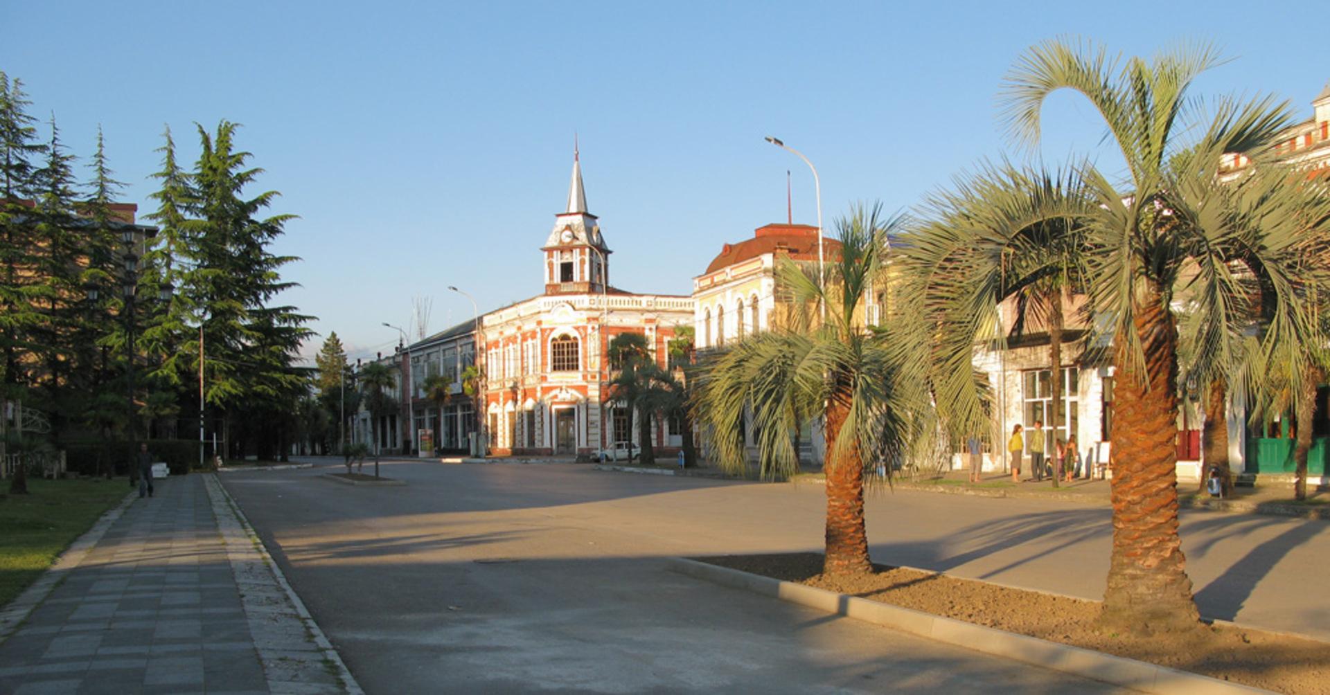 5 лучших мест для идеального отдыха в Абхазии