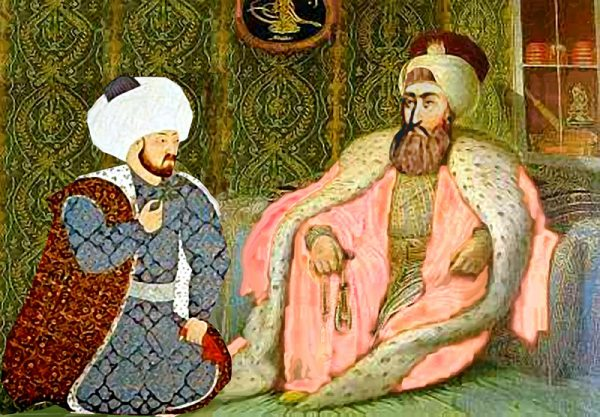 Зачем беременных наложниц султана выдавали замуж