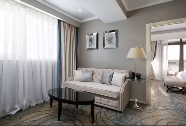 5 самых лучших отелей в Сочи