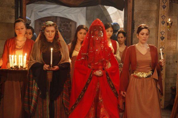Что было с гаремом после смерти султана