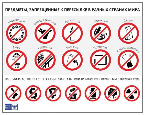 10 самых странных запретов в разных странах, которые заставят вас удивится