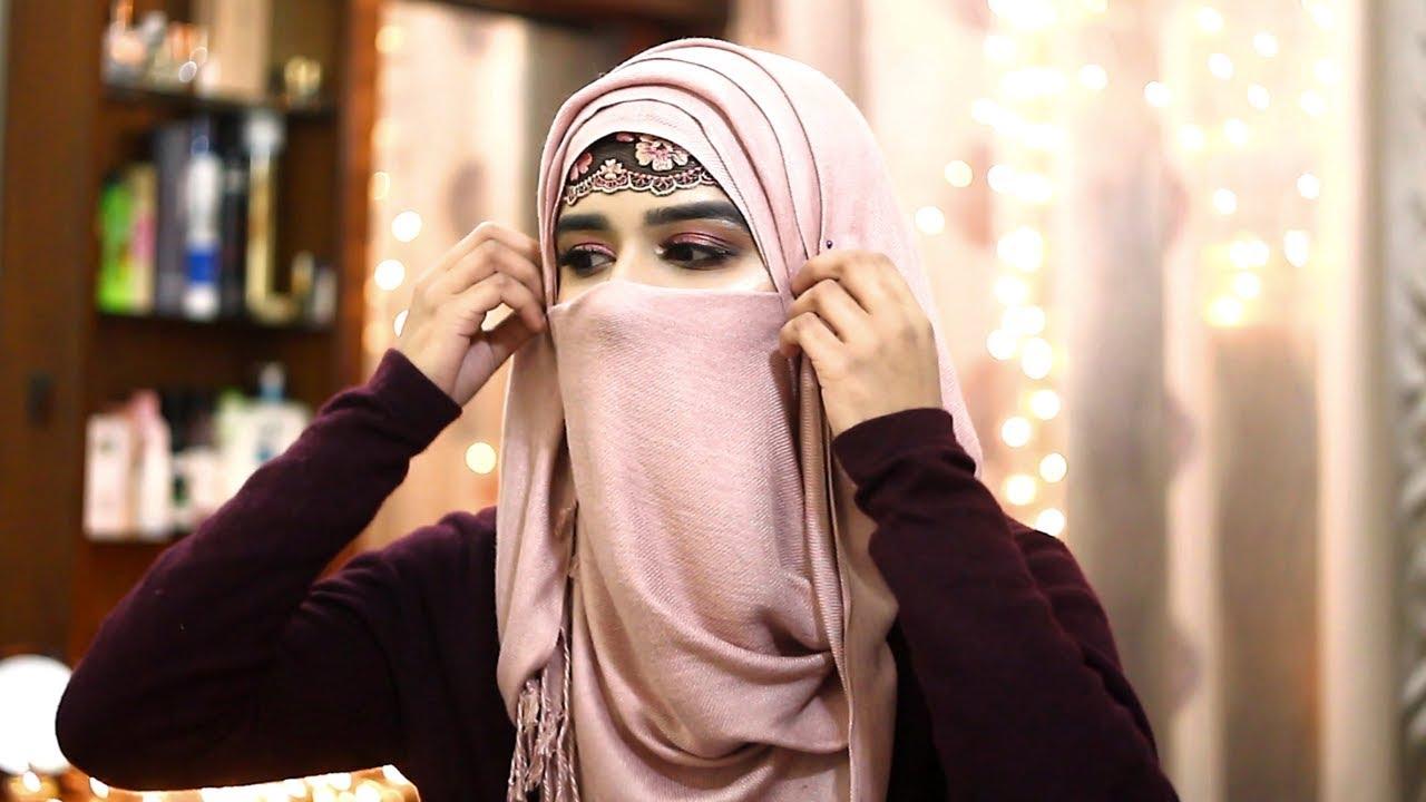 почему восточные женщины носят платки