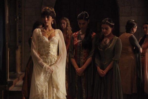 Как девушки попадали в гарем к султану