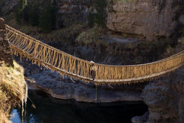 5 самых опасных мостов в мире