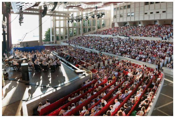 Какие концерты пройдут в Сочи в октябре 2019