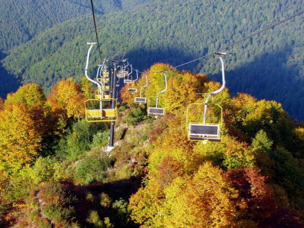 Какой будет погода в Сочи в конце октября