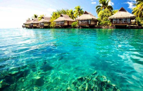 7 курортов где отдыхают звезды Голливуда