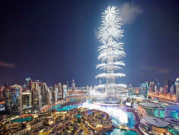 Лучшие страны для встречи Нового Года 2020