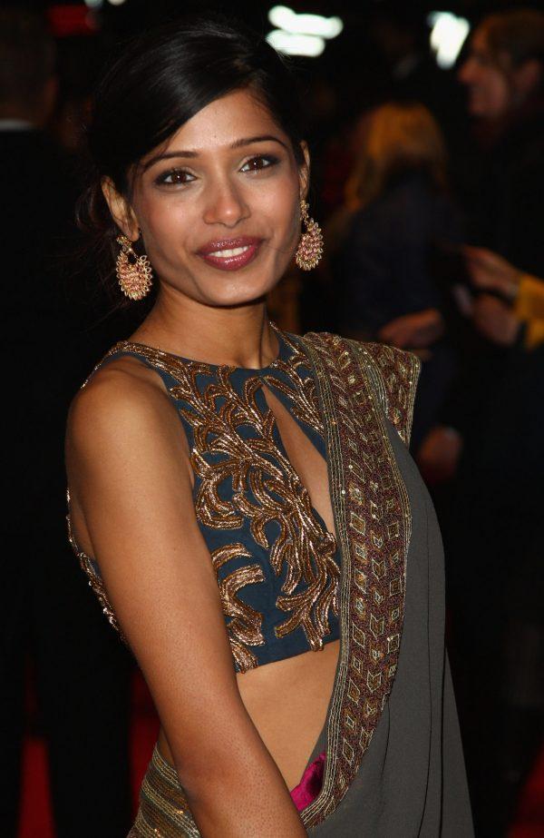 7 самых красивых женщин Индии