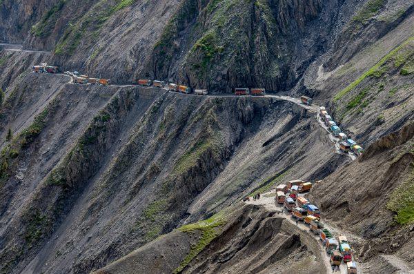 7 самых опасных дорог в мире