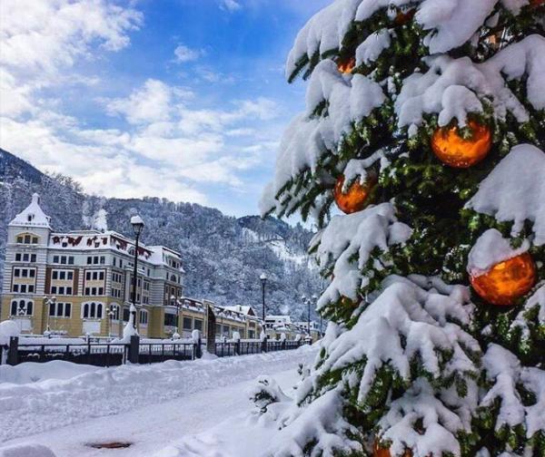 Погода в Адлере в декабре 2019